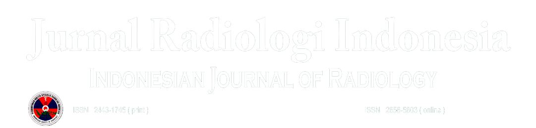 Jurnal Radiologi Indonesia
